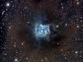 NGC 7023 - NEBULOSA DEL IRIS