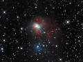 NGC1931 - NEBULOSA DE LA MOSCA