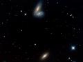 NGC4567 - NGC4568 - NGC4564