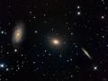 NGC5981 - NGC5982 - NGC5985